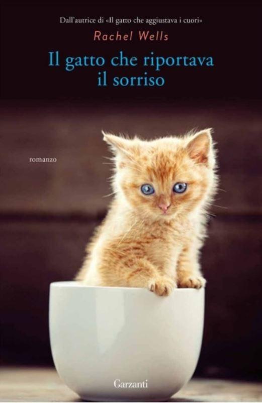 Gatto che riportava il sorriso